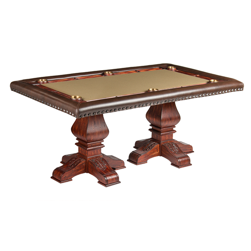 Darafeev Barcelona Poker Table w/ Optional Dining Top