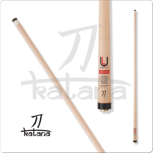 Katana 1 Performance KATXS1 Cue Shaft - Uni-Loc Joint