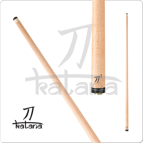 Katana 2 Performance KATXS2 Cue Shaft - Uni-Loc Joint w/ Silver Ring