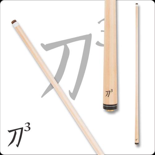 Katana 3 Performance KATXS3 Cue Shaft - Uni-Loc Joint w/ Silver Ring
