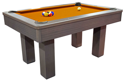 Olhausen Bantam Quad Pool Table