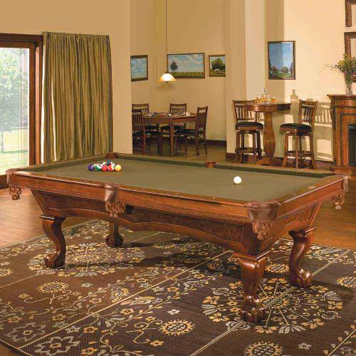 Brunswick Danbury Pool Table