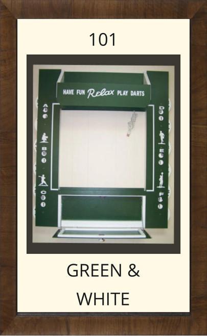Green/White Scorekeeper