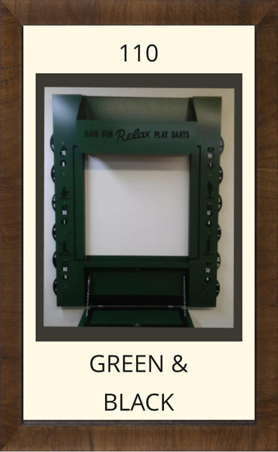Green/Black Scorekeeper
