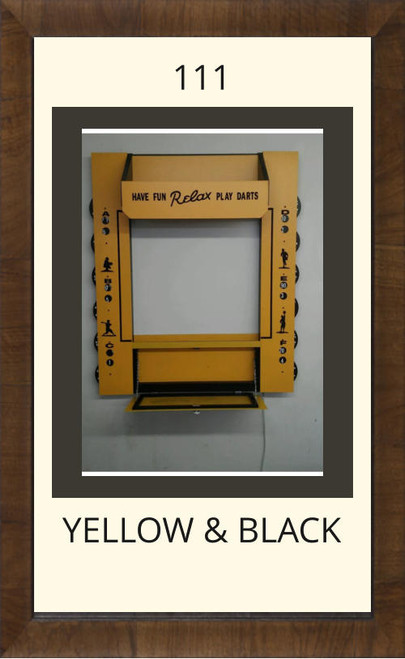 Yellow & Black Scorekeeper