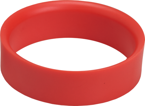 Cuestix Bumper Pool Table Hole Liner Red