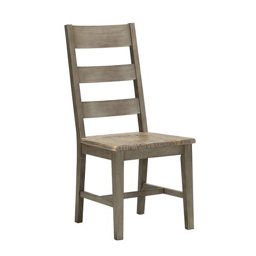 ECI Pine Crest Ladderback Side Chair