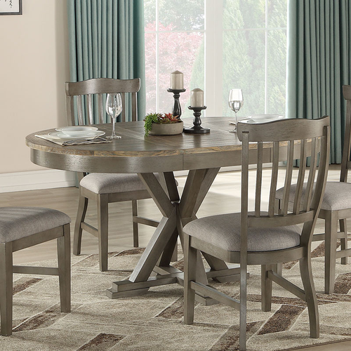 ECI Pine Crest Round Dining Table