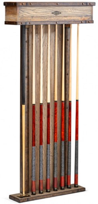 Brunswick Edinburgh Wall Cue Rack
