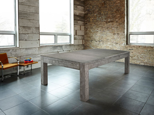 Brunswick Dining Top 8' Sanibel Rustic Grey