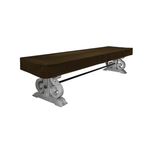 Imperial Naugahyde 12' Shuffleboard Cover Brown