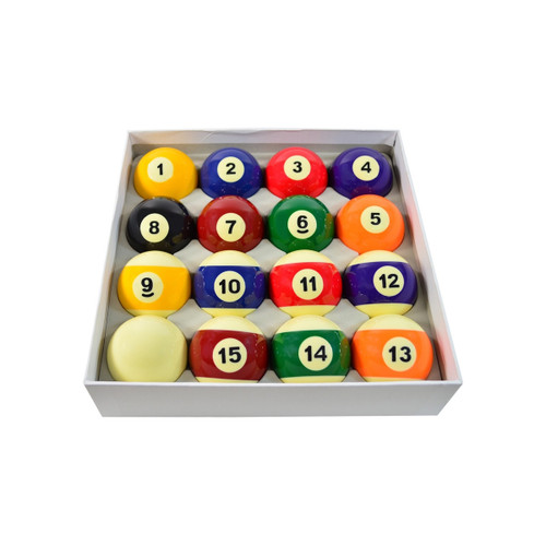 Imperial Deluxe Series 2-1/4 inch Billiard Ball Set