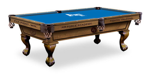 Air Force Academy Fightin' Falcons Pool Table