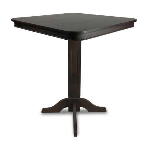 Imperial Pub Table Weathered Dark Chestnut