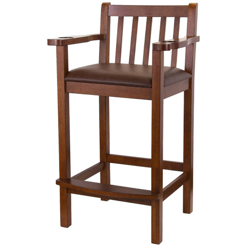 Imperial Spectator Chair Antique Walnut