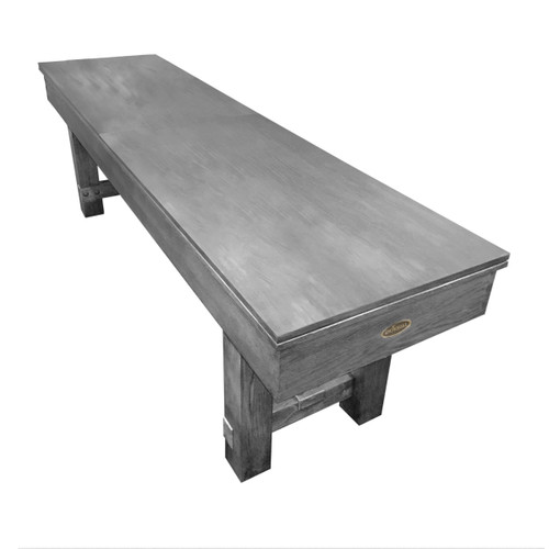 Imperial 9' Shuffleboard Conversion Dining Top Silver Mist