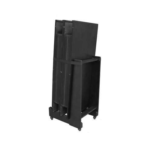 Imperial Dining/Conversion Top Accessory Dolly - Black
