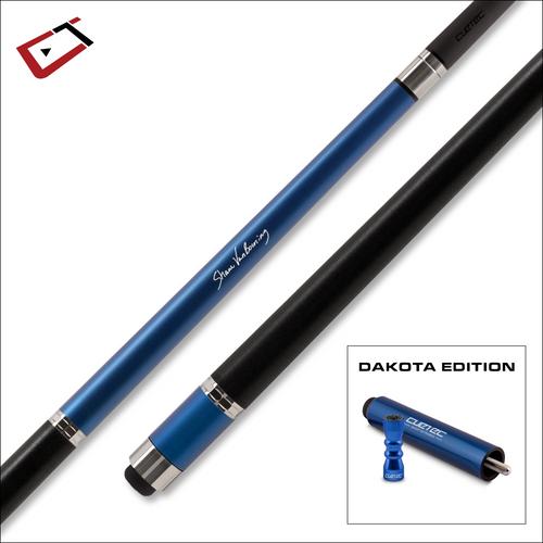 Cuetec Cynergy SVB Dakota Edition Cue Sapphire Blue