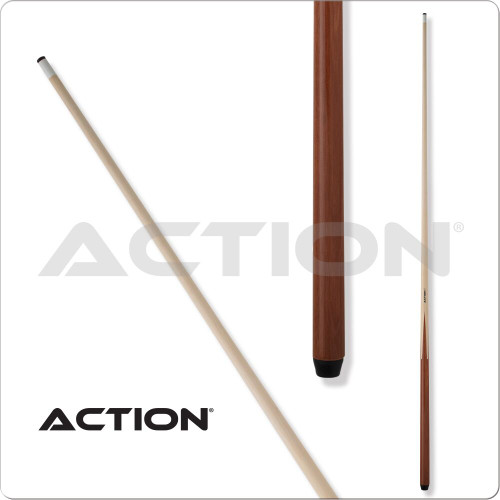 """Action ACTB02 Canadian Maple 57"""" One Piece Cue"""