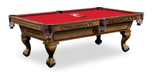 Cincinnati Bearcats Pool Table