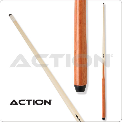 """Action ACTO36 Russian Maple 36"""" One Piece Cue"""