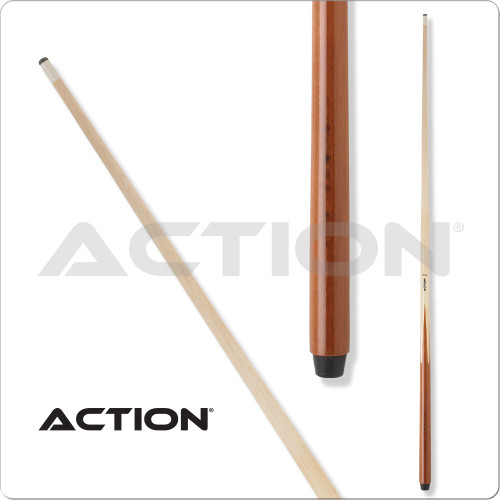"""Action ACTO48 Russian Maple 48"""" One Piece Cue"""