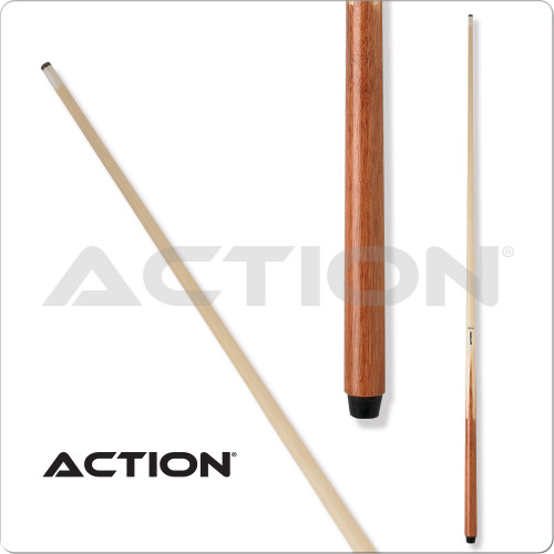 """Action ACTO52 Russian Maple 52"""" One Piece Cue"""