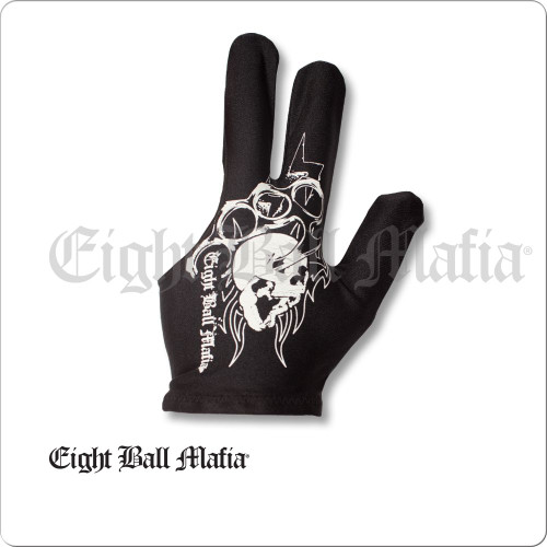 Eight Ball Mafia BGLEBM01 Glove - Bridge Hand Left