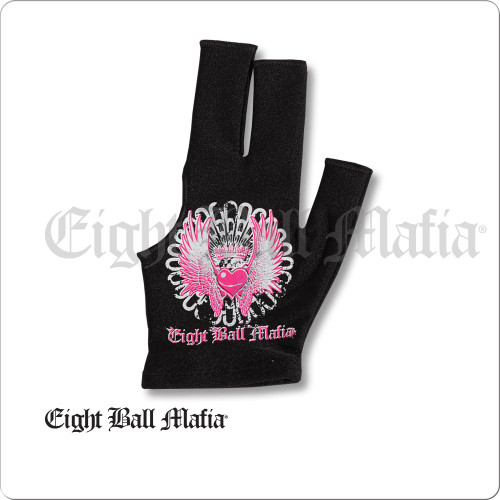 Eight Ball Mafia BGLEBM04 Glove - Bridge Hand Left