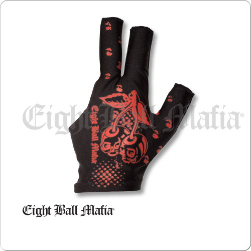 Eight Ball Mafia BGLEBM02 Glove - Bridge Hand Left