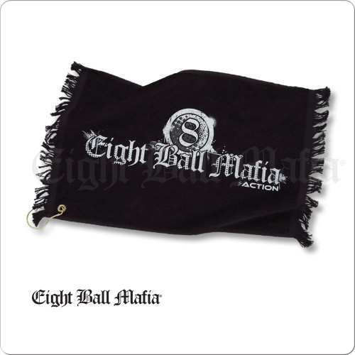 Eight Ball Mafia Logo Towel