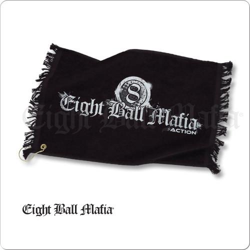 Eight Ball Mafia Logo Towel
