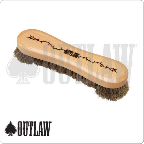 Outlaw Deluxe Table Brush
