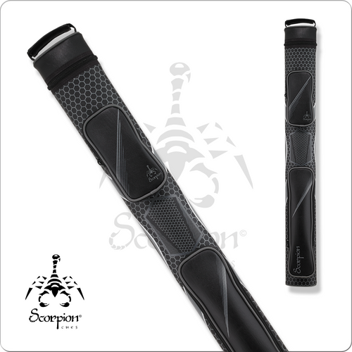Scorpion SC22X 2x2 Grey Hard Cue Case