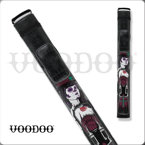 Voodoo VODC22E 2x2 Voodoo Queen Hard Case