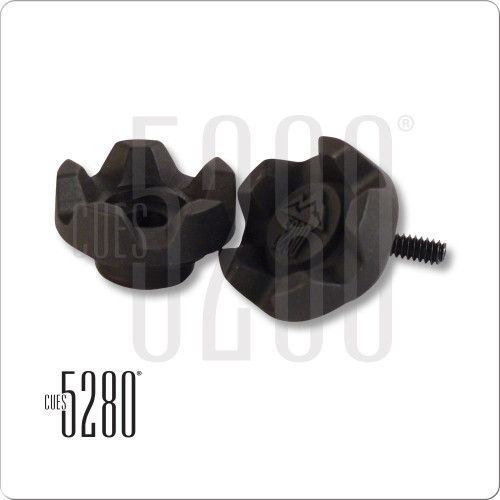 5280 Crown Screw-in Pool Cue Bumper