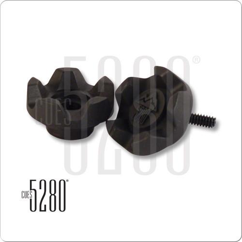 5280 Crown Screw-in Pool Cue Bumper
