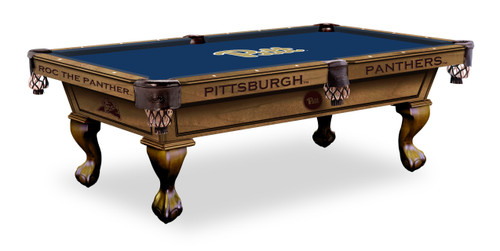 Pittsburgh Panthers Pool Table