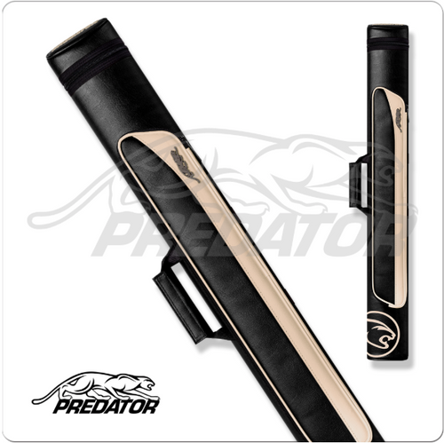 Predator Roadline 2x2 Black/Biege Hard Case