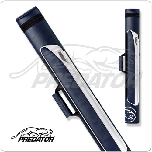 Predator Roadline 2x2 Blue/White Hard Case