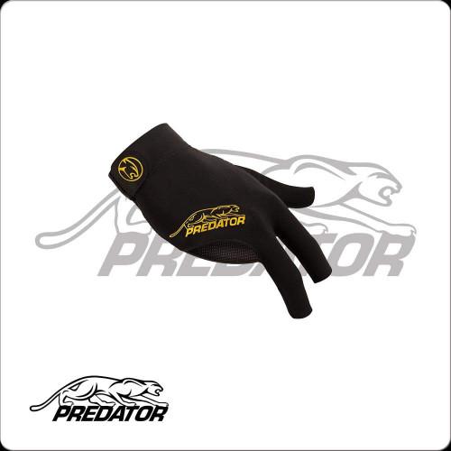 Predator Second Skin Black & Yellow - Bridge Hand Right