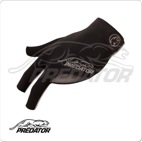 Predator Second Skin Black & Grey - Bridge Hand Left