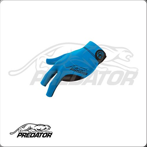 Predator Second Skin Blue & Black - Bridge Hand Left