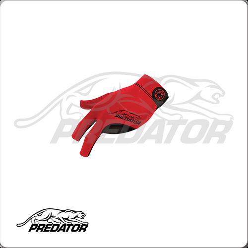 Predator Second Skin Red & Black - Bridge Hand Left