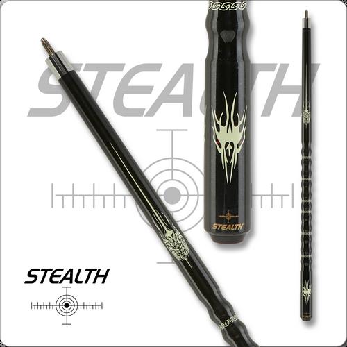 Stealth STH36 Black Ghost Pool Cue