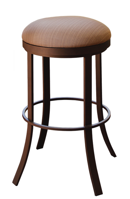 Callee Bailey Outdoor Backless Bar Stool