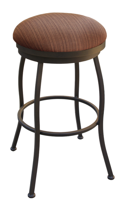Callee Bristol Outdoor Backless Bar Stool