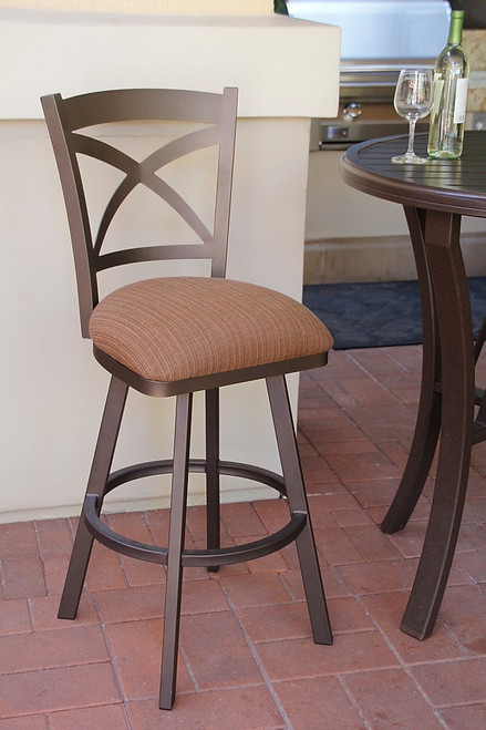 Callee Edison Outdoor Bar Stool