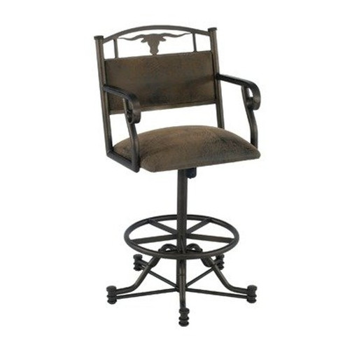 Callee Wrangler Swivel/Tilt Bar Stool