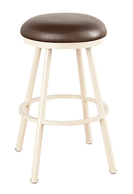 Callee Longhorn Backless Bar Stool